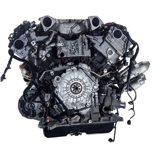 Motor Completo Audi Q7 4.2 32v D Ccf Tdi v8 2010 3496703