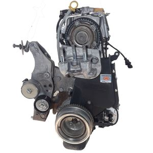 Motor Completo Fiat Siena 1.4 8v N 327a055  2013
