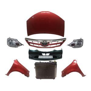 Trompa completa  Toyota Etios 12/16 - T00207