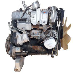 Motor Completo Nissan Frontier 2.8 8v D Mwm 7 Tca  2006 3800115