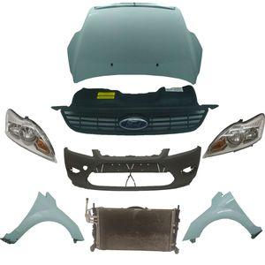Trompa completa  Ford Focus Trend 08/13 - T00197