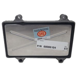 Ecu Fiat 500 1.4 8v N 327a055  2014 - 3830298